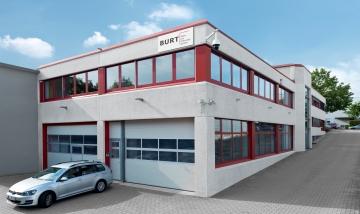 Firmengebäude_kleinhistorie information Firmengebäude_klein
